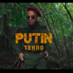 DOWNLOAD VIDEO: Tekno – Puttin